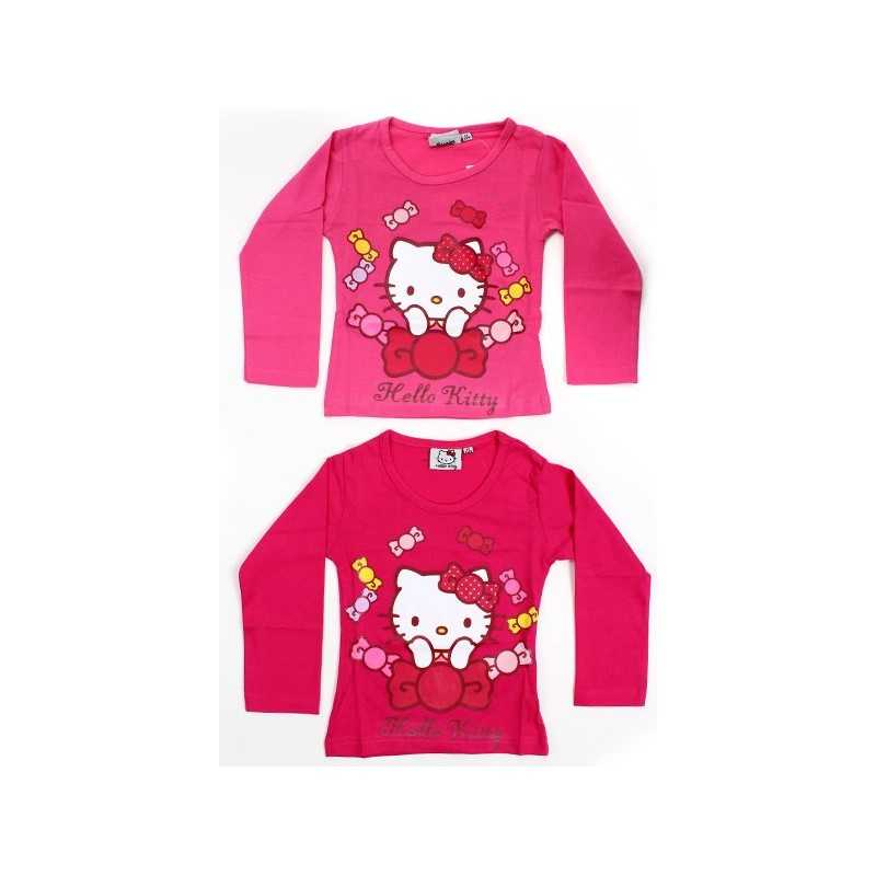 T-shirt manches longues Hello Kitty -961-114