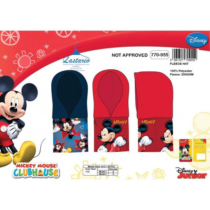 Cagoule Polaire Mickey 770-955