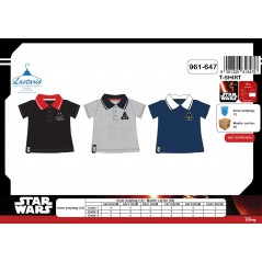 Polo Manches Courtes Star Wars